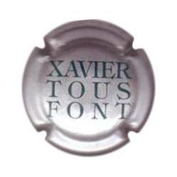 Xavier Tous Font X-11622...