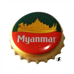 TAPÓN CORONA MYANMAR...